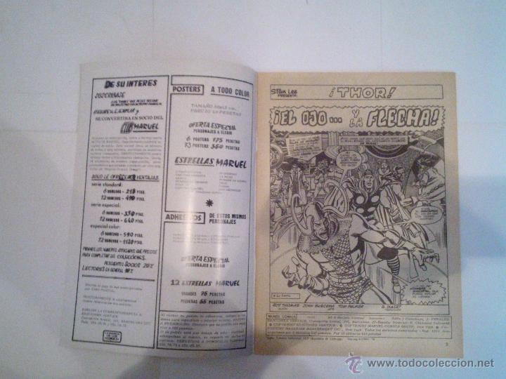 Cómics: THOR - VERTICE - VOLUMEN 2 - COMPLETA - 53 NROS + NRO UNICO DE CENSURA - IMPECABLE - CJ 50 - GORBAUD - Foto 159 - 54296455