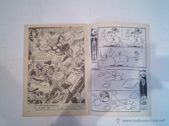 Cómics: THOR - VERTICE - VOLUMEN 2 - COMPLETA - 53 NROS + NRO UNICO DE CENSURA - IMPECABLE - CJ 50 - GORBAUD - Foto 165 - 54296455