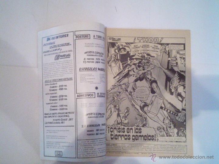 Cómics: THOR - VERTICE - VOLUMEN 2 - COMPLETA - 53 NROS + NRO UNICO DE CENSURA - IMPECABLE - CJ 50 - GORBAUD - Foto 171 - 54296455
