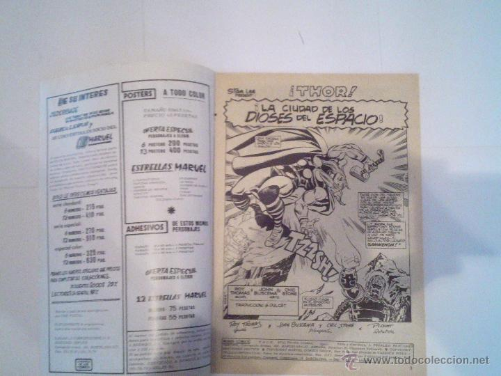 Cómics: THOR - VERTICE - VOLUMEN 2 - COMPLETA - 53 NROS + NRO UNICO DE CENSURA - IMPECABLE - CJ 50 - GORBAUD - Foto 179 - 54296455