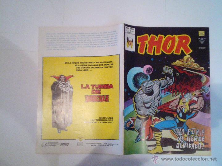 Cómics: THOR - VERTICE - VOLUMEN 2 - COMPLETA - 53 NROS + NRO UNICO DE CENSURA - IMPECABLE - CJ 50 - GORBAUD - Foto 186 - 54296455