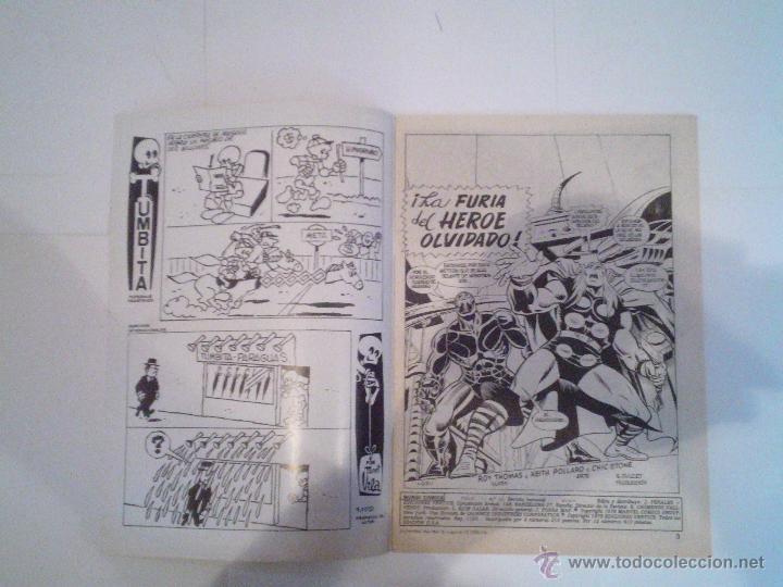 Cómics: THOR - VERTICE - VOLUMEN 2 - COMPLETA - 53 NROS + NRO UNICO DE CENSURA - IMPECABLE - CJ 50 - GORBAUD - Foto 187 - 54296455