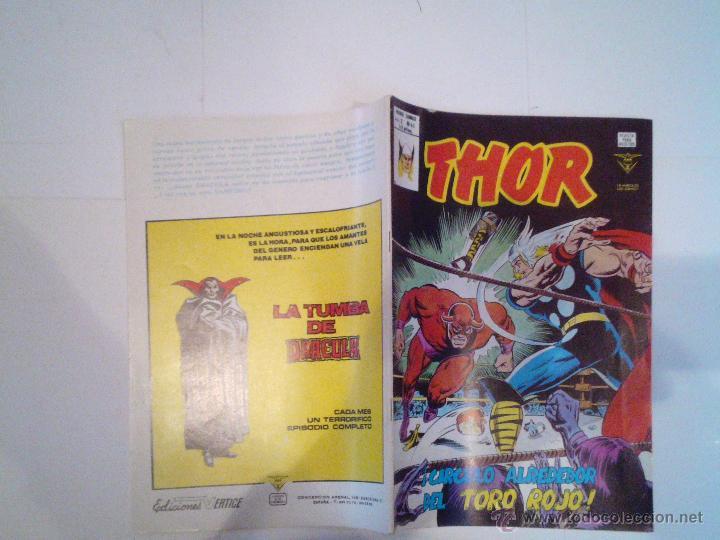 Cómics: THOR - VERTICE - VOLUMEN 2 - COMPLETA - 53 NROS + NRO UNICO DE CENSURA - IMPECABLE - CJ 50 - GORBAUD - Foto 190 - 54296455