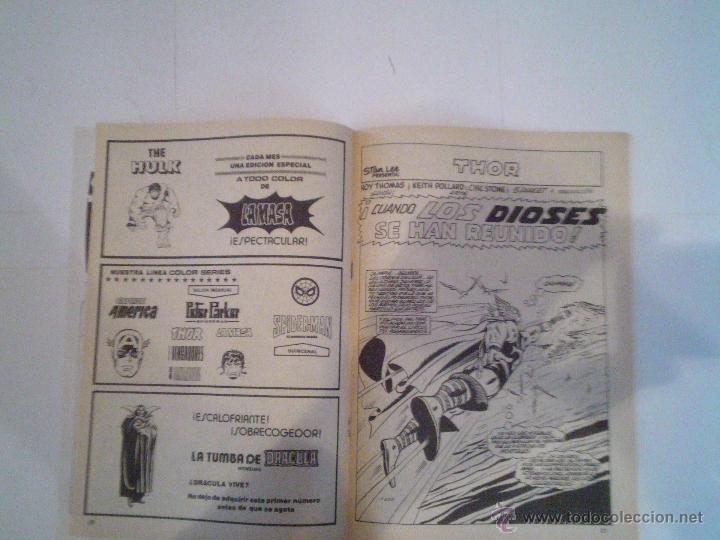 Cómics: THOR - VERTICE - VOLUMEN 2 - COMPLETA - 53 NROS + NRO UNICO DE CENSURA - IMPECABLE - CJ 50 - GORBAUD - Foto 192 - 54296455