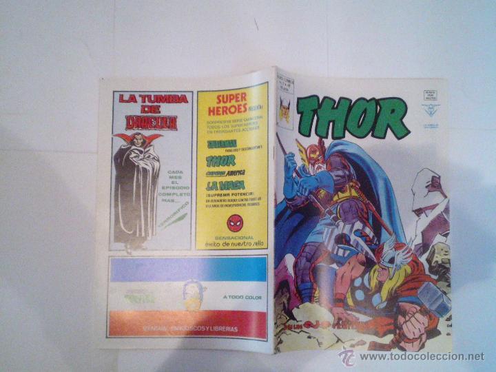 Cómics: THOR - VERTICE - VOLUMEN 2 - COMPLETA - 53 NROS + NRO UNICO DE CENSURA - IMPECABLE - CJ 50 - GORBAUD - Foto 194 - 54296455