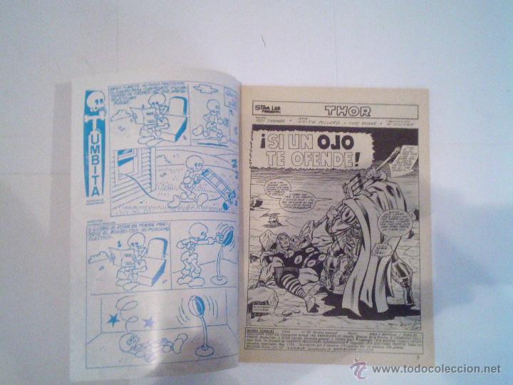 Cómics: THOR - VERTICE - VOLUMEN 2 - COMPLETA - 53 NROS + NRO UNICO DE CENSURA - IMPECABLE - CJ 50 - GORBAUD - Foto 195 - 54296455