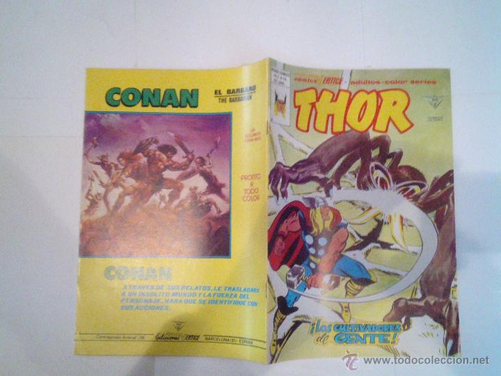 Cómics: THOR - VERTICE - VOLUMEN 2 - COMPLETA - 53 NROS + NRO UNICO DE CENSURA - IMPECABLE - CJ 50 - GORBAUD - Foto 198 - 54296455