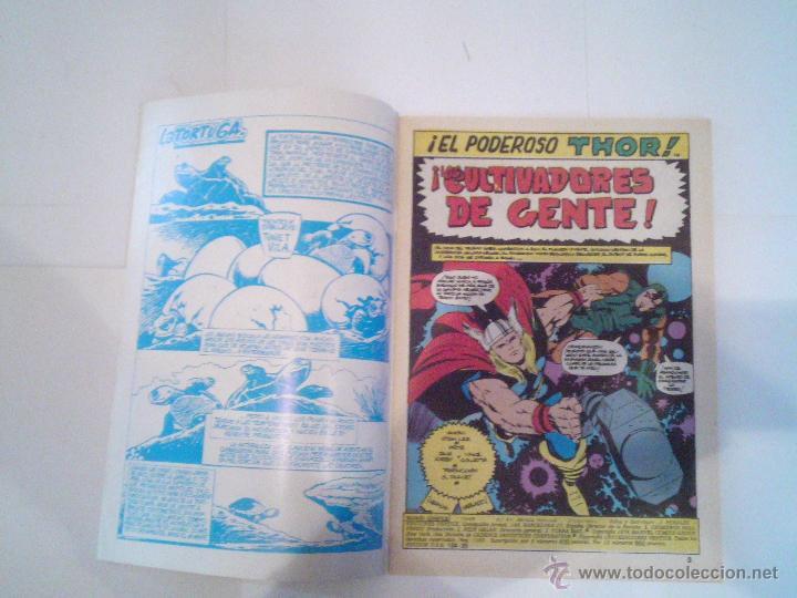 Cómics: THOR - VERTICE - VOLUMEN 2 - COMPLETA - 53 NROS + NRO UNICO DE CENSURA - IMPECABLE - CJ 50 - GORBAUD - Foto 199 - 54296455