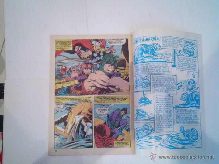 Cómics: THOR - VERTICE - VOLUMEN 2 - COMPLETA - 53 NROS + NRO UNICO DE CENSURA - IMPECABLE - CJ 50 - GORBAUD - Foto 201 - 54296455