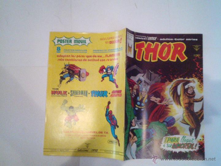 Cómics: THOR - VERTICE - VOLUMEN 2 - COMPLETA - 53 NROS + NRO UNICO DE CENSURA - IMPECABLE - CJ 50 - GORBAUD - Foto 202 - 54296455