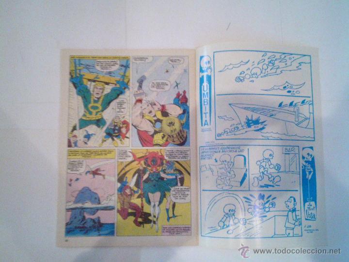 Cómics: THOR - VERTICE - VOLUMEN 2 - COMPLETA - 53 NROS + NRO UNICO DE CENSURA - IMPECABLE - CJ 50 - GORBAUD - Foto 209 - 54296455