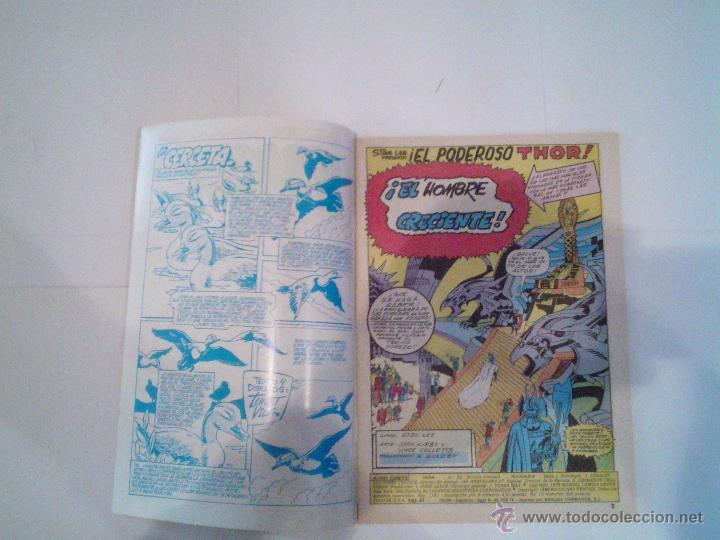Cómics: THOR - VERTICE - VOLUMEN 2 - COMPLETA - 53 NROS + NRO UNICO DE CENSURA - IMPECABLE - CJ 50 - GORBAUD - Foto 211 - 54296455