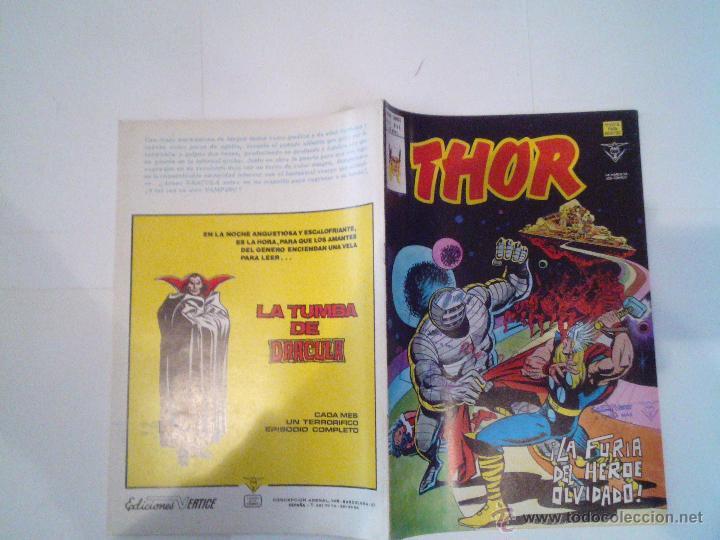 Cómics: THOR - VERTICE - VOLUMEN 2 - COMPLETA - 53 NROS + NRO UNICO DE CENSURA - IMPECABLE - CJ 50 - GORBAUD - Foto 219 - 54296455