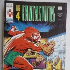 Fumetti: LOS 4 FANTÁSTICOS. VOL 3. Nº 19. VÉRTICE. Lote 54357943