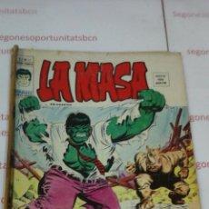 Comics: LA MASA - VOL 3 N°12 - VERTICE. Lote 54381496