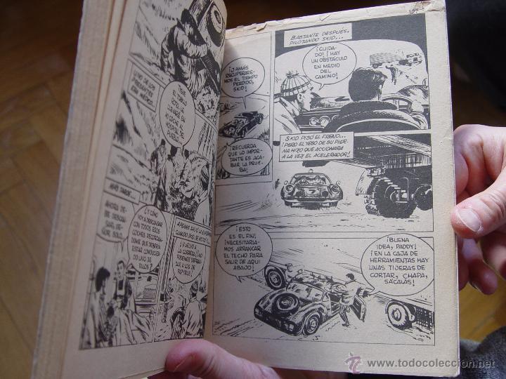 Cómics: LOS VENGADORES (Kang; nº 4) Comic Marvel (VÉRTICE, 1969) COLECCIONISTA - Foto 6 - 205681907