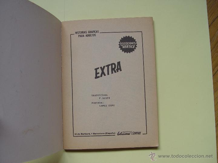 Cómics: LA MARCHA DE LAS HORMIGAS ASESINAS. (VÉRTICE, 1969, nº 38) ¡Extra! COLECCIONISTA - Foto 4 - 54388351