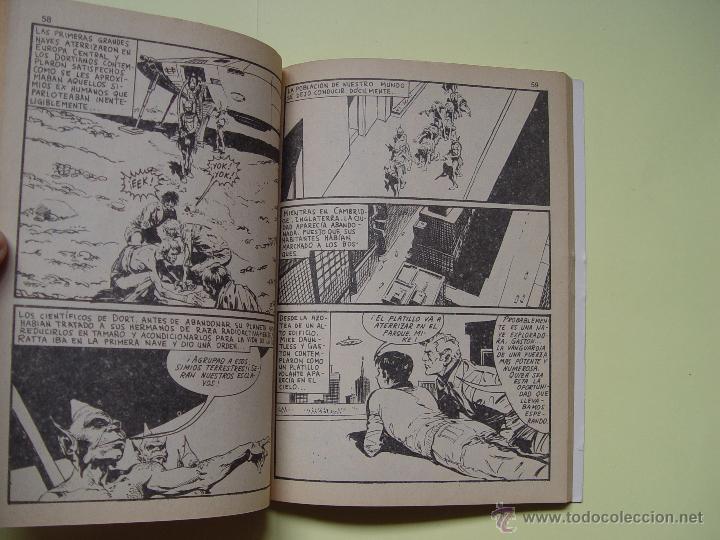 Cómics: LA MARCHA DE LAS HORMIGAS ASESINAS. (VÉRTICE, 1969, nº 38) ¡Extra! COLECCIONISTA - Foto 6 - 54388351
