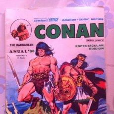 Cómics: CONAN. VERTICE EN MUY BUEN ESTADO. Lote 54397288