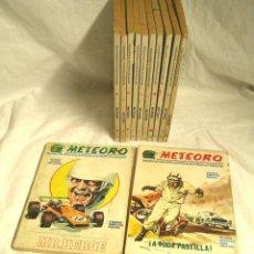 Cómics: METEORO VÉRTICE V1 COLECCIÓN COMPLETA 12 NÚMEROS, AÑO 72. Lote 54440430
