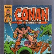 Cómics: TEBEO CONAN. EL BARBARO. Nº 9. COMICS FORUM. Lote 54459659