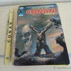 Cómics: CONAN EL BARBARO Nº 8 - ANTOLOGIA DEL COMIC - MUNDI COMICS / EDICIONES VERTICE - 1975. Lote 54514480