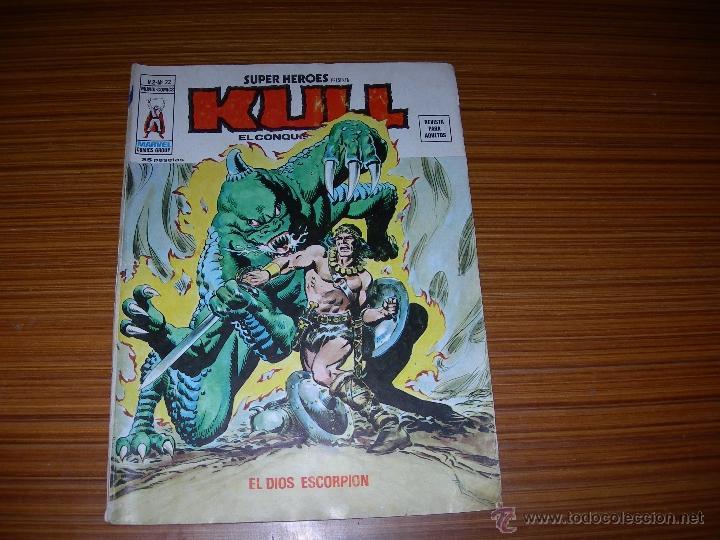 SUPER HEROES V.2 N º 22 EDITA VERTICE (Tebeos y Comics - Vértice - Super Héroes)