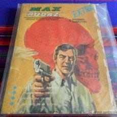 Cómics: VÉRTICE VOL. 1 MAX AUDAZ Nº 1. 1966. 25 PTS. EL ARQUERO DORADO. MUY DIFÍCIL!!!!!. Lote 54557196