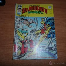 Comics: SUPER HEROES Nº 66 DR. MUERTE Y NAMOR EDICIONES VERTICE 1975.. Lote 54564796
