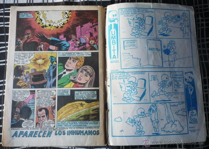 Cómics: LA MASA. V3 Nº 36 - Foto 4 - 54572559