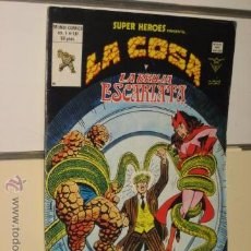 Cómics: SUPER HEROES VERTICE VOL. 1 Nº 131 LA COSA Y LA BRUJA ESCARLATA. Lote 54578797