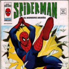 Cómics: SPIDERMAN V 2 Nº 7 - MUY DIFICIL !!!!. Lote 54582585