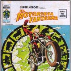 Cómics: SUPER HEROES V 2 Nº 15 EL MOTORISTA FANTASMA . Lote 54582617