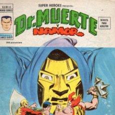 Cómics: (VERTICE) - SUPER HEROES - VOL.2 - Nº.65 - DR.MUERTE Y NAMOR. Lote 54598970