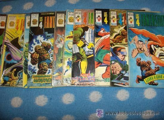 Cómics: VÉRTICE VOL. 3 LOS 4 FANTÁSTICOS 17 18 19 20(2) 31 32 33(2) SUELTOS - Foto 3 - 12909964