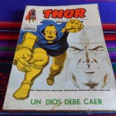 Comics : VÉRTICE VOL. 1 THOR Nº 36. 30 PTS. 1974. UN DIOS DEBE CAER. . Lote 54606598