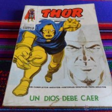 Fumetti: VÉRTICE VOL. 1 THOR Nº 36. 30 PTS. 1974. UN DIOS DEBE CAER. . Lote 54606598