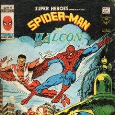 Cómics: (VERTICE) - SUPER HEROES - VOL.2 - Nº.98 - SPIDERMAN Y EL HALCON. Lote 54632445