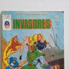 Cómics: VERTICE V1/ LOS INVASORES-SELECCION HEROES MARVEL- Nº46.. Lote 54664273