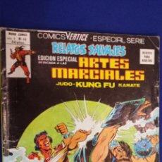 Cómics: RELATOS SALVAJES Nº 46 VOL. 1 - ARTES MARCIALES / KUNG FU / KARATE - VERTICE. Lote 54686637