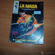 Cómics: LA MASA Nº 11 VOLUMEN 1 EDICIONES VERTICE . Lote 54726829