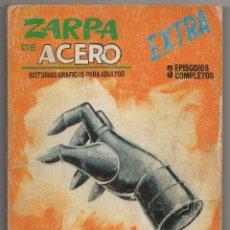 Cómics: ZARPA DE ACERO Nº 1 (VERTICE 1ª EDICIÓN 1966) 160 PÁGINAS.. Lote 54742214