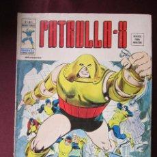 Cómics: PATRULLA X Nº 6 V.3 ¡EL ORIGEN DEL PROFESOR X! VOL. 3. VERTICE. 1976 TEBENI. Lote 54781685