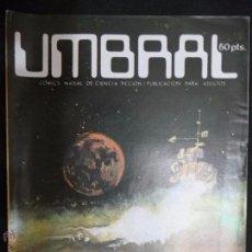 Cómics: UMBRAL. Nº 4. COMICS MAISAL. CIENCIA FICCIÓN. Lote 54795132