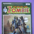 Cómics: ESCALOFRIO Nº 21, TALES OF THE ZOMBIE Nº 6, VERTICE VOLUMEN 1, BASTANTE BUEN ESTADO.. Lote 54913345