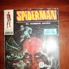 Cómics: SPIDERMAN : EL HOMBRE ARAÑA. NÚM. 10 : LA LOCURA DE SPIDERMAN. Lote 54919816