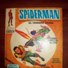 Cómics: SPIDERMAN : EL HOMBRE ARAÑA. NÚM. 15 : EL ASESINO DEL RING. Lote 54920022