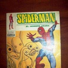 Cómics: SPIDERMAN : EL HOMBRE ARAÑA. NÚM. 41 : ALAS DE MUERTE. Lote 54920078