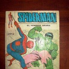 Cómics: SPIDERMAN : EL HOMBRE ARAÑA. NÚM. 54 : TRAMPA MORTAL. Lote 54920119