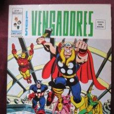 Cómics: LOS VENGADORES Nº 17 ¡NUKLO... EL INVASOR QUE EL TIEMPO OLVIDÓ! VOL. 2 VÉRTICE 1975 TEBENI EXCELENTE. Lote 54977312